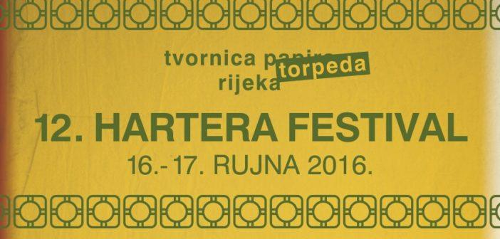Nagradna igra: 12. Hartera festival u Rijeci (1. krug)