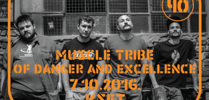 Muscle Tribe ima novi single/spot i najavljuje solo koncert u KSET-u