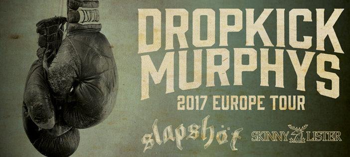 Dropkick Murphys početkom 2017. dolaze u Zagreb i Beograd!