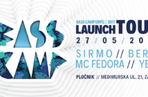 bass camp orfu launch party zagreb