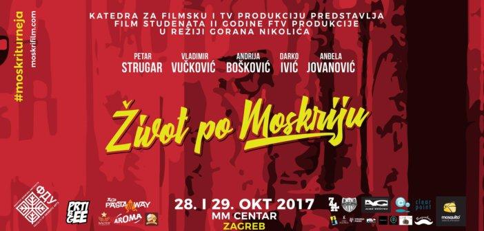 Film 'Život po Moskriju' u Osijeku i Zagrebu
