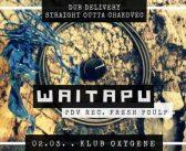 Dub Delivery dovodi čakovečki sastav Waitapu u osječki klub Oxygene