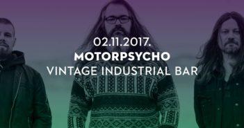 motorpsycho u vintage industrial baru