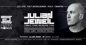 Julian Jeweil_najava