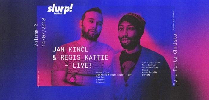 Jan Kinčl & Regis Kattie nastupaju na štinjanskoj tvrđavi Fort Punta Christo