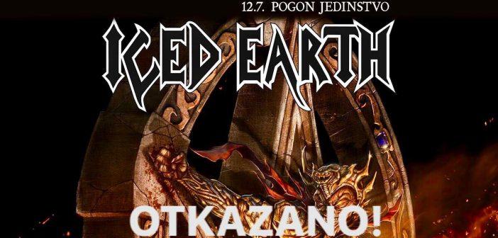 Otkazan koncert Iced Eartha