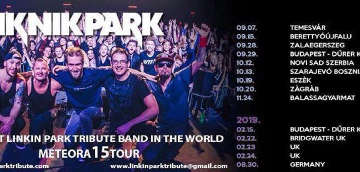 Jedan od najboljih Linkin Park tribute bendova ovog petka u osječkom Exitu