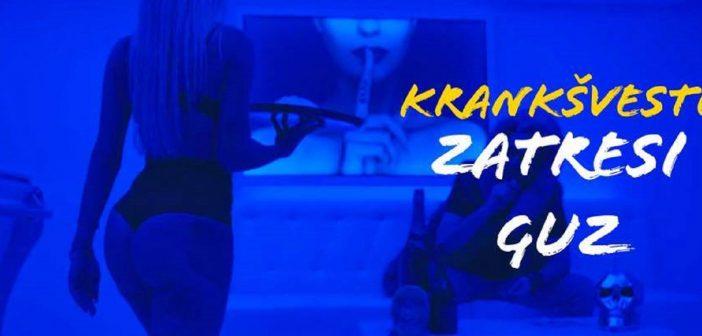 Krankšvester ima novi singl i spot – 'Zatresi Guz'