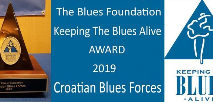 Hrvatske Blues Snage u Hard Placeu pokreću Sharp Harp