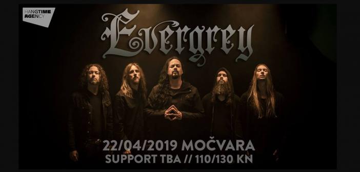 Švedski metal velikani Evergrey dolaze u zagrebačku Močvaru