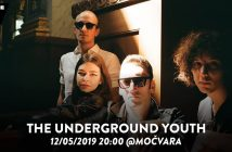 The Underground Youth_močvara