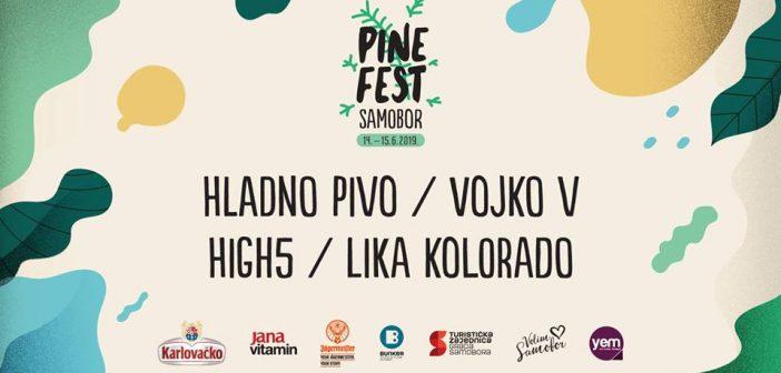 Samoborski Pine Fest objavio prvi val imena