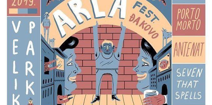 Udruga ARLA najavljuje 9. ARLA festival u Đakovu