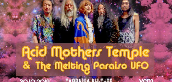 Japanski psihodeličari Acid Mothers Temple na jesen stižu u Zagreb!