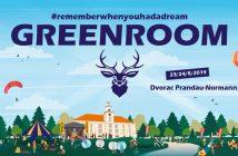 greenRoom festival_najava
