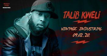 Talib Kweli, poznati američki reper, dolazi u Zagreb početkom 2020.