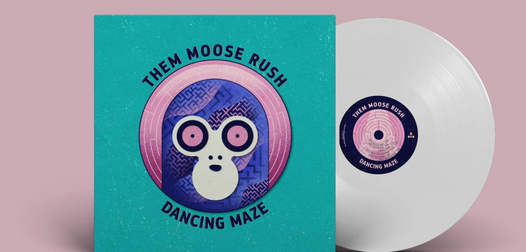 Them Moose Rush_album