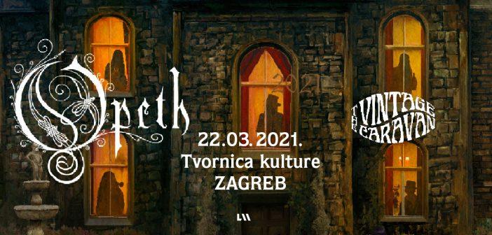 Metal legende Opeth stižu u Hrvatsku