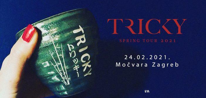 Najavljen novi datum za koncert Trickyja u Zagrebu