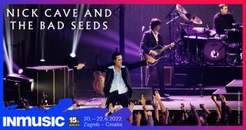 Nick Cave & The Bad Seeds dolaze na slavljeničko 15. izdanje INmusic festivala