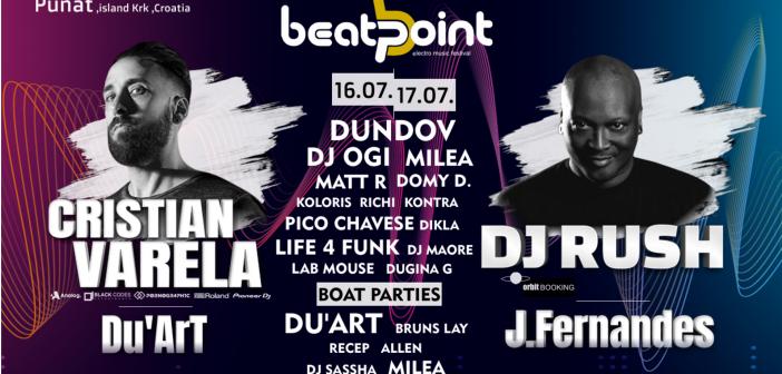 Idućeg vikenda vrijeme je za BeatPoint festival u Puntu na Krku